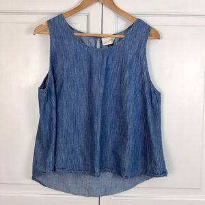 Universal Thread Denim Tank
